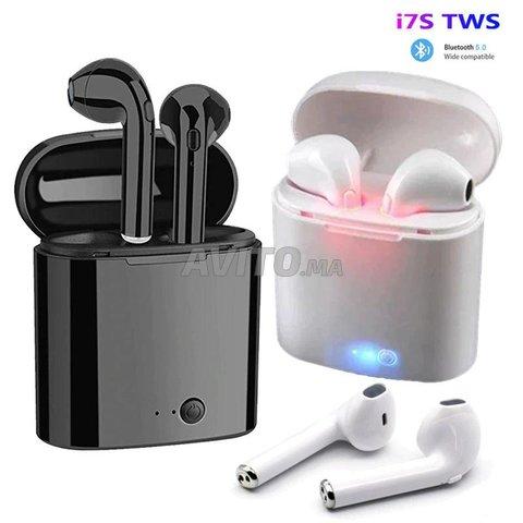 Écouteurs sans fil i7s tws Bluetooth 5.0 - 1