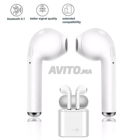 Écouteurs sans fil i7s tws Bluetooth 5.0 - 3