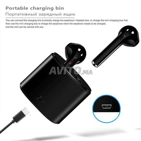 Écouteurs sans fil i7s tws Bluetooth 5.0 - 2