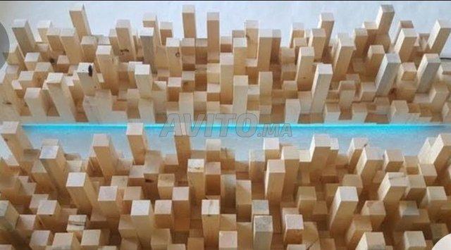 Diviseur skyline panneaux acoustique - 3