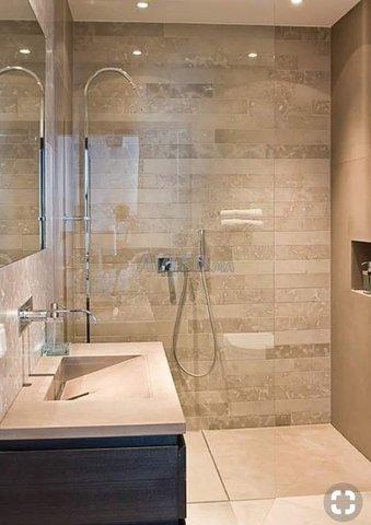 verre trempé cabine de douche ext.. - 2