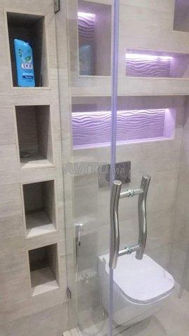 verre trempé cabine de douche ext.. - 7