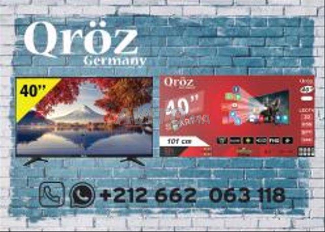 SMART TV 40 Avec RECEPTEUR INTEGRE - ANDROID 2021 - 2