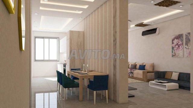Bel appartement 83m² à haut founty Agadir - 2