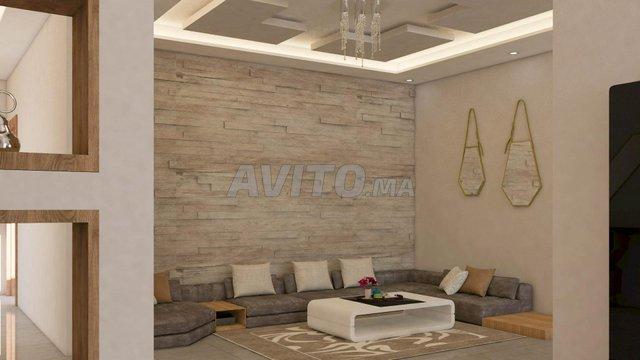 Bel appartement 83m² à haut founty Agadir - 3
