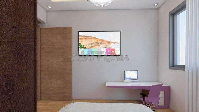 Bel appartement 83m² à haut founty Agadir - 5