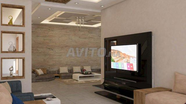 Bel appartement 83m² à haut founty Agadir - 8