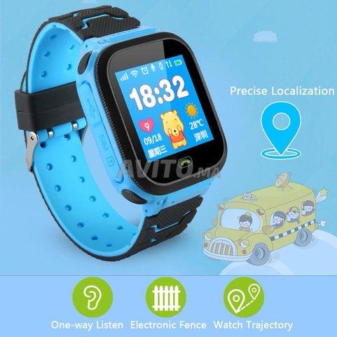 Montre GPS pour enfant ROSE - 7