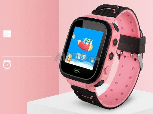 Montre GPS pour enfant ROSE - 2