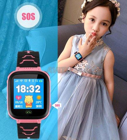Montre GPS pour enfant ROSE - 3