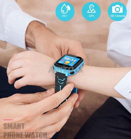 Montre GPS pour enfant ROSE - 4