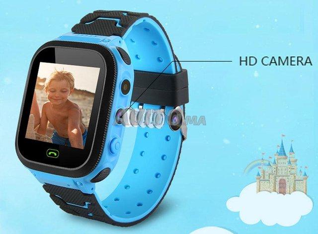Montre GPS pour enfant ROSE - 5