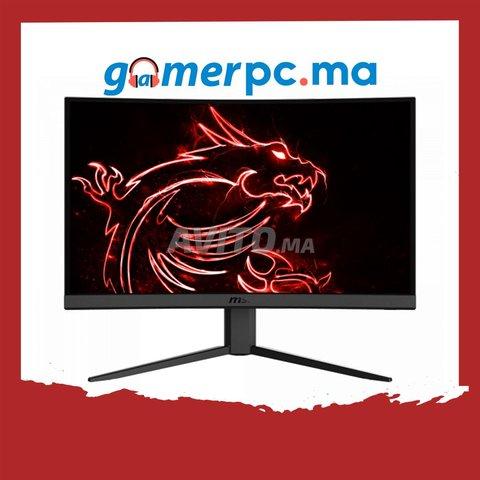 MSI Ecran Optix G24C4 Monitor 144 Hz 1ms Full HD - 1