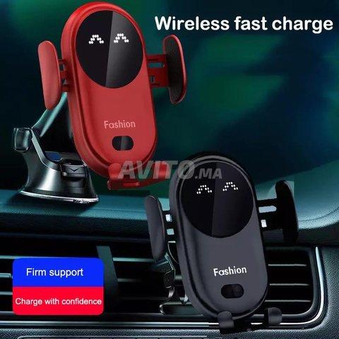 Support de chargeur sans fil pour voiture - 4