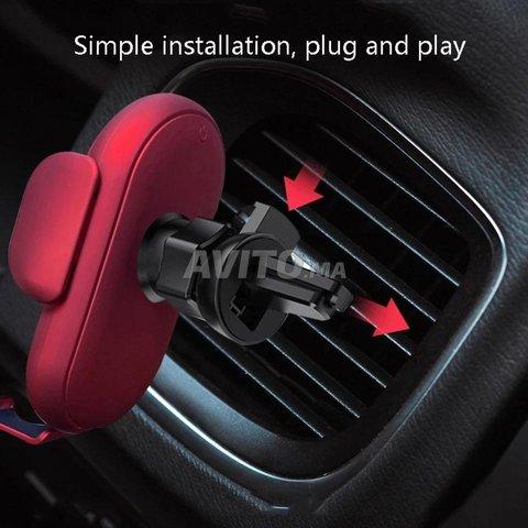 Support de chargeur sans fil pour voiture - 1