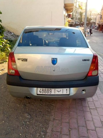 Dacia Logan tout options - 1
