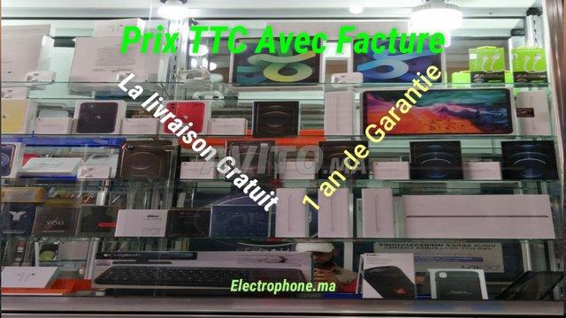 MacBook Air M1/IPad Air/IPhone 11/Mi/oppo/Tab S6 - 1