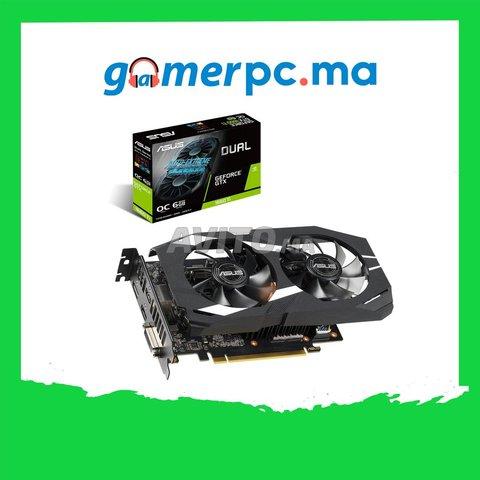 ASUS GeForce GTX 1660 Ti DUAL-GTX1660TI-O6G - 1