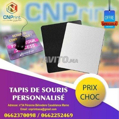 TAPIS DEE SOURIS PERSONNNALIS - 1