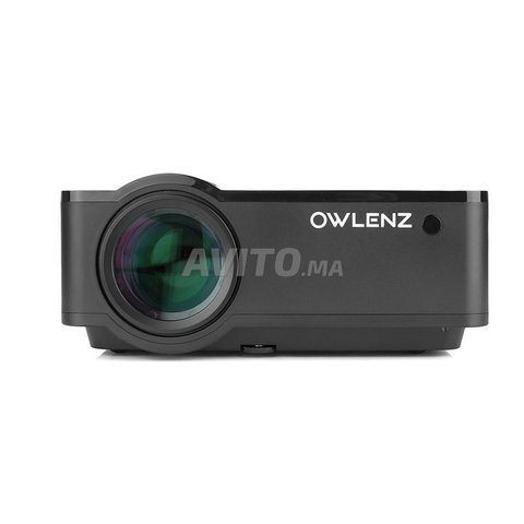 Home Theater New Projecteur HD 720P Multimedia - 3