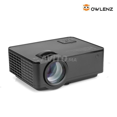 Home Theater New Projecteur HD 720P Multimedia - 4