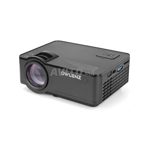 Home Theater New Projecteur HD 720P Multimedia - 2