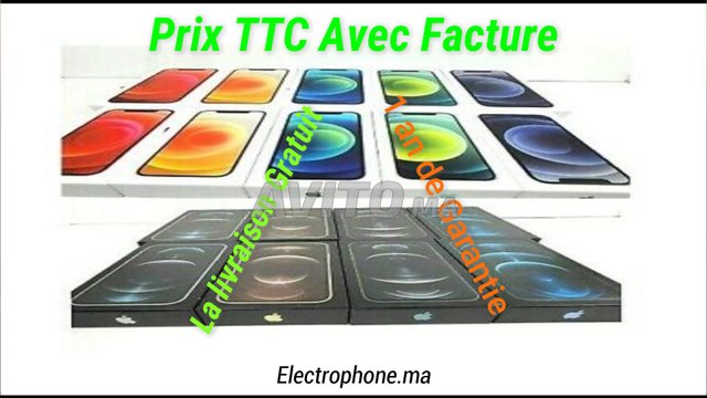 IPhone 12mini/Oneplus9pro/série 6/IPad pro/MacBook - 1