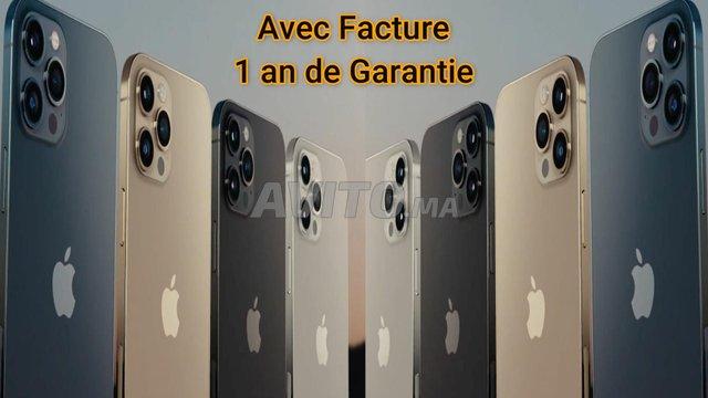 Iphone 12 et 12 pro et 12 pro max neufs  - 8