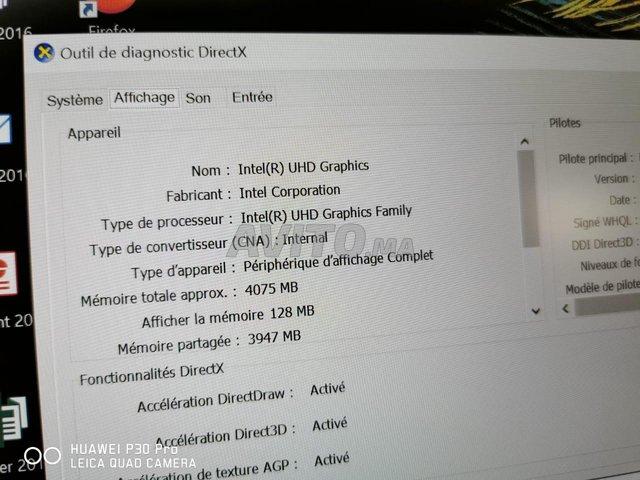 Lenovo Thinkbook i3 10TH 8Go 256Go SSD 14P FHD - 5