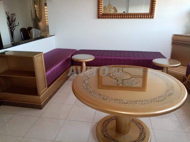 fabrication des salon moderne chez ATAT temara  - 2