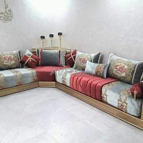 fabrication des salon moderne chez ATAT temara  - 3