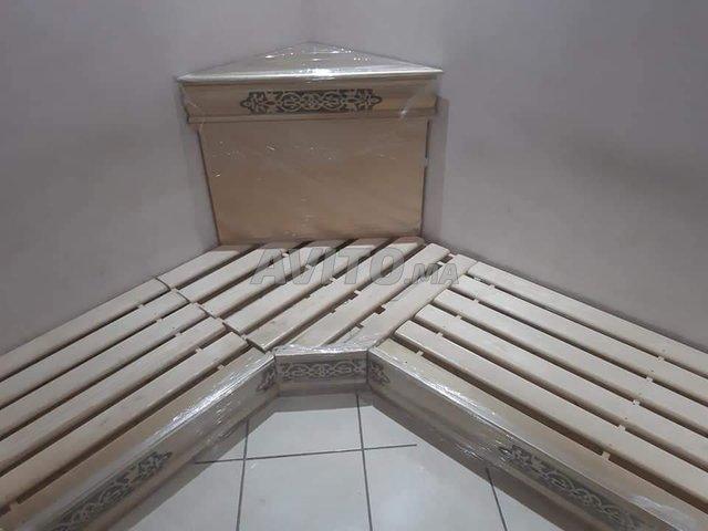 fabrication des salon moderne chez ATAT temara  - 4