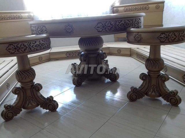 fabrication des salon moderne chez ATAT temara  - 6