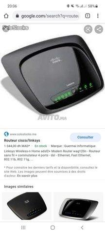 retour wifi Cisco - 2