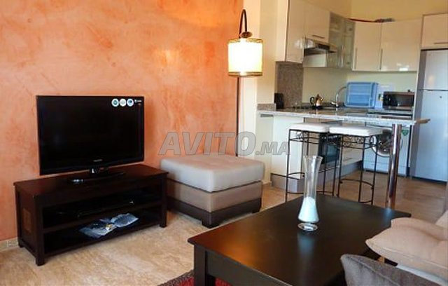 Location d'un appartement à Marina Saidia - 7