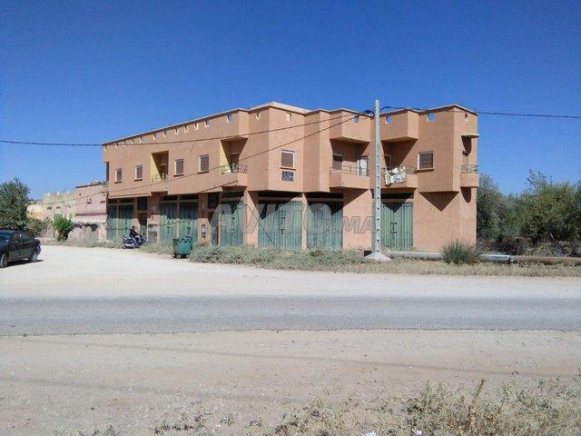 عمارة تجارية 320 متر على طريق رءيسية  سيدي جابر - 1