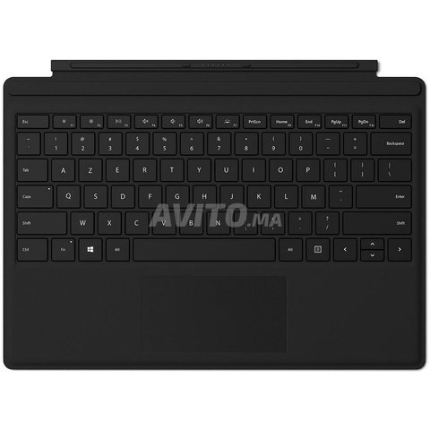 Clavier Microsoft Surface Pro Type Cover Noir - 1