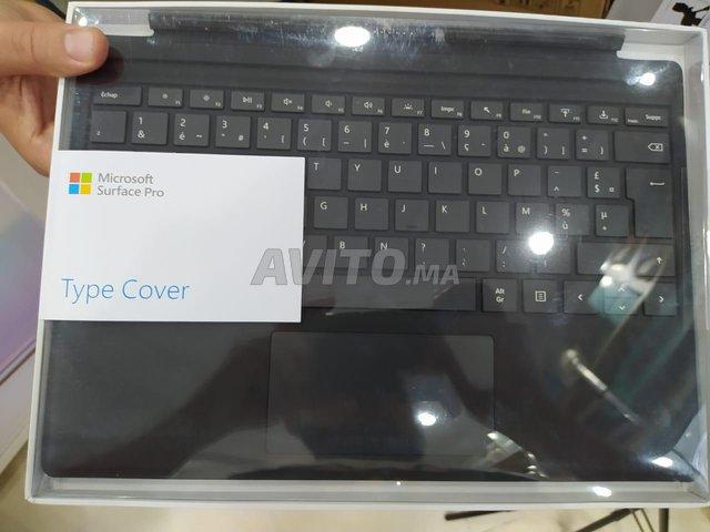 Clavier Microsoft Surface Pro Type Cover Noir - 2