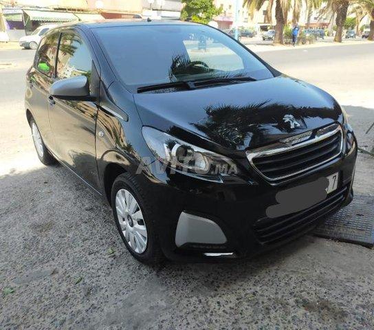 Peugeot 108 essence - 2
