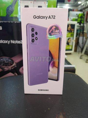 Samsung Galaxy A72 6.7 (8Go.256Go) - 2