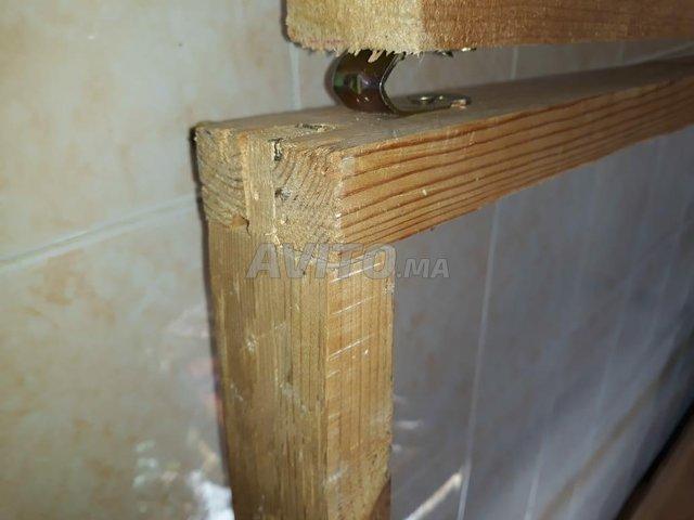 Cadre en bois original - 3