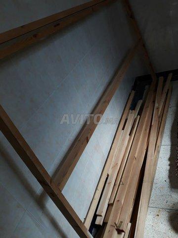 Cadre en bois original - 2