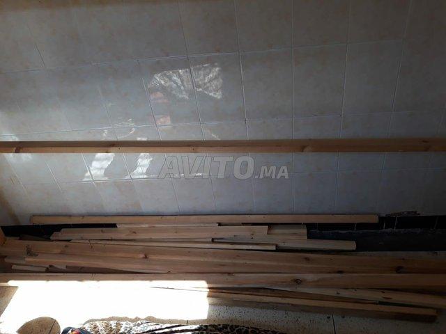 Cadre en bois original - 6
