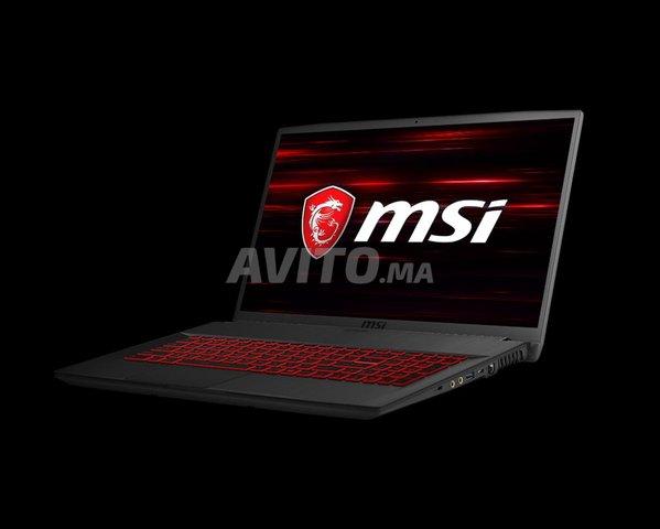 NEW MSI GL75 Thin Core i7-10750H GTX 1660Ti/512GB - 4
