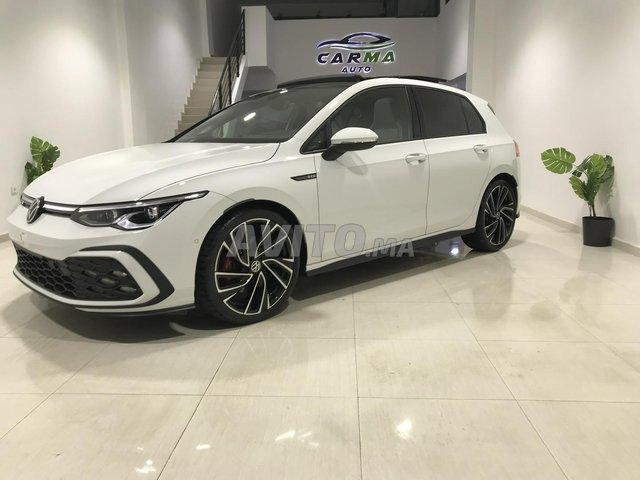 Golf 8 gtd (200ch) importee neuve 0km - 1