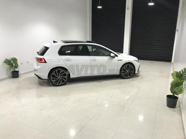 Golf 8 gtd (200ch) importee neuve 0km - 3