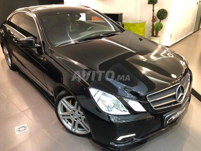 Mercedes benz E 350 - 4