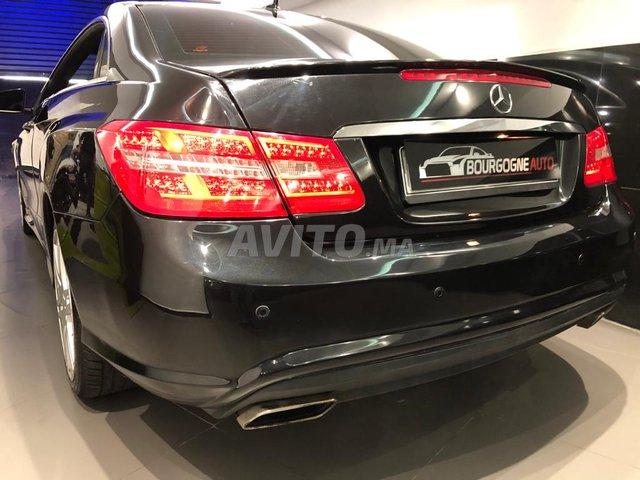 Mercedes benz E 350 - 5