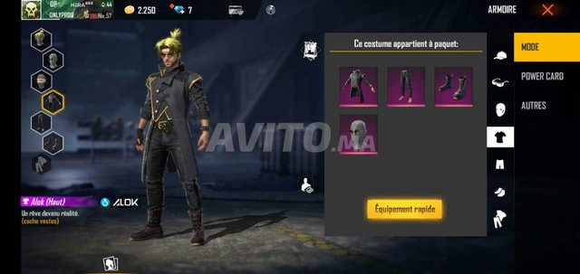 Compte free fire  - 8