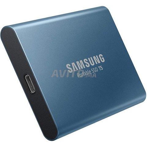 Samsung SSD externe portable T5 500Go USB 3.1 - 1